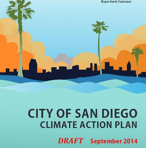 San Diego Climate Action Plan logo