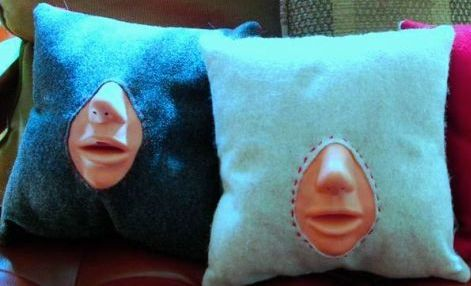 pillow faces