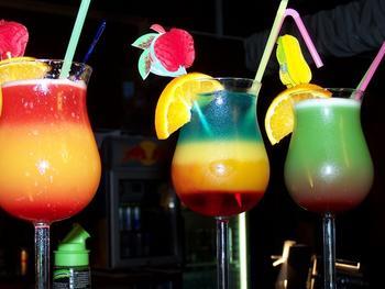 cocktails fancy