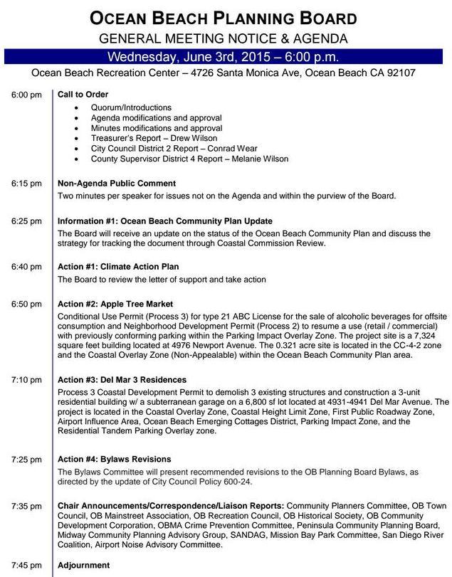 OBPB Agenda 06-03-15