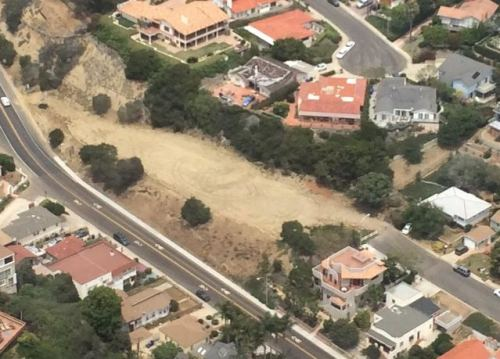 Pt Loma Pocket Park aerial