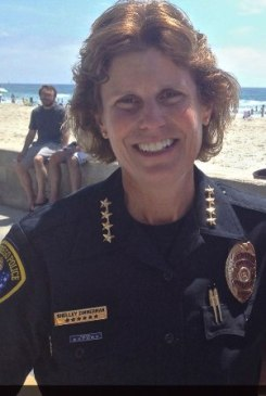 Shelley Zimmerman SDPD Chief