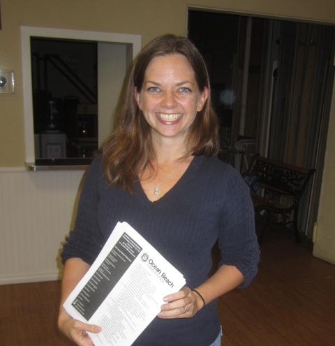 Gretchen Newsom OBTC