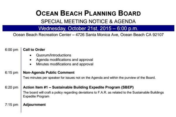 OBPB Agenda 10-21-15