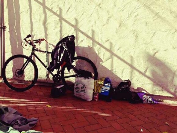 Craig Miller bike