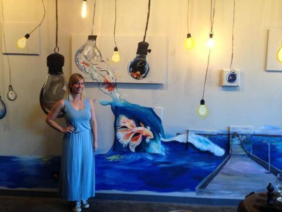 Gretchen Weidner mh artist