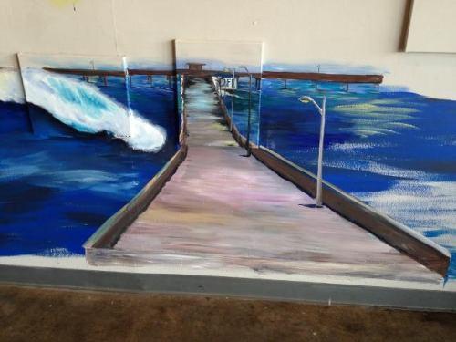 Gretchen Weidner mh mural1