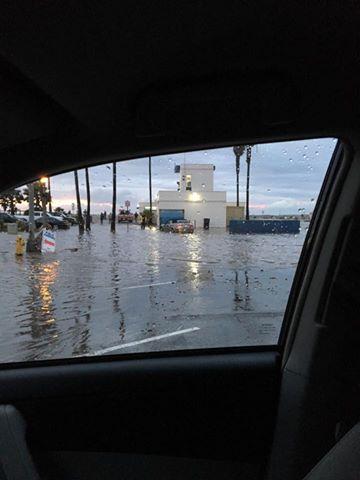 OB Flooded 1-5-16
