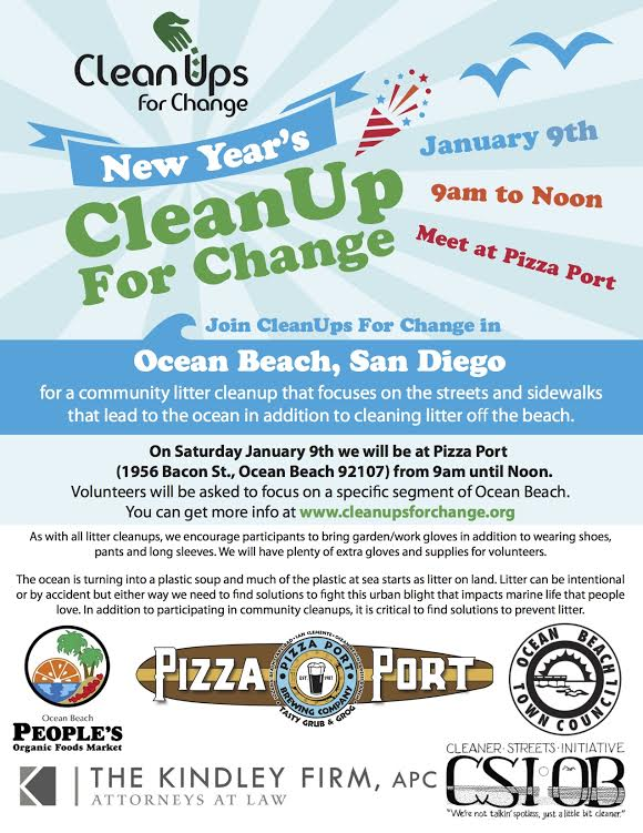 OB clean up 1-9-16 poster