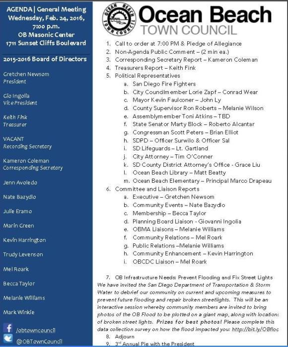 OBTC agenda 2-24-16