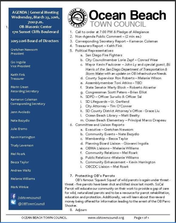OBTC agenda 3-23-16