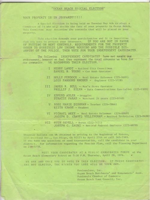 OB CBG history PenInc slate