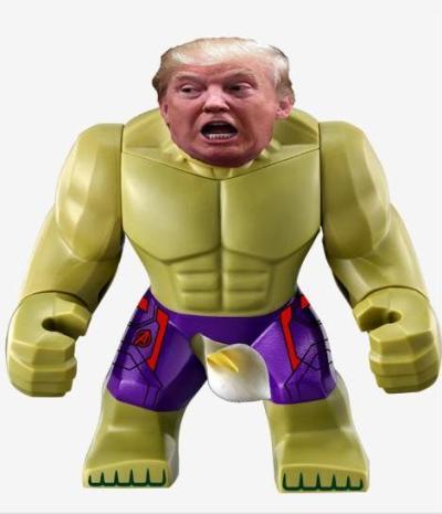 Trump Tiny Trump