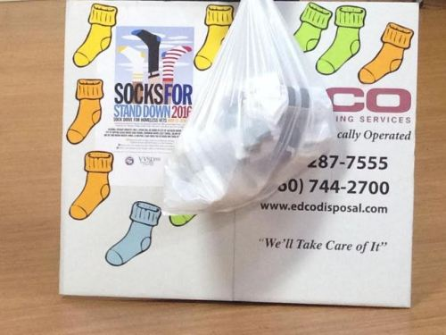socks for vets 1