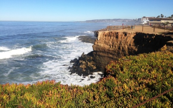 Sunset Cliffs mattwood