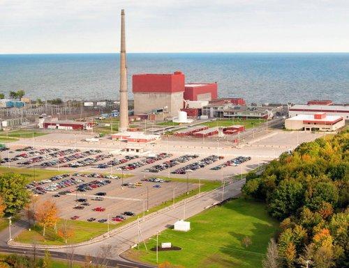 FitzPatrick Nuke plant