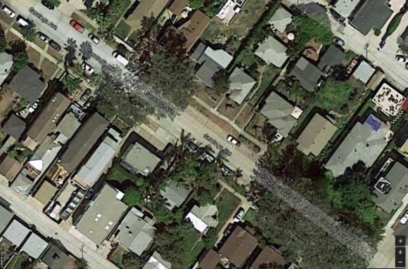 OB Saratoga 4600 block google