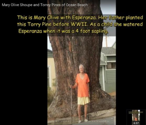 OB Torrey protest Mary Olive capt