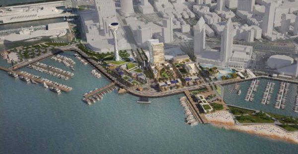 san diego waterfront proposal