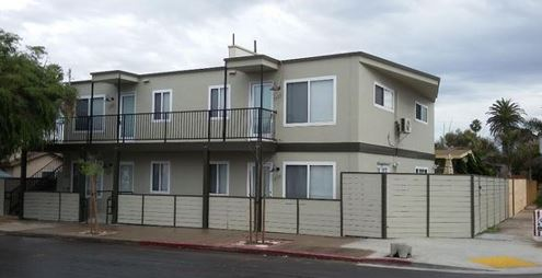 2101 07 Abbott 4 Units Recently Rehabbed And Are Now Vacation Rentals The Building Is Owned Briarcliff Investments LLC Based Out Of Turlock