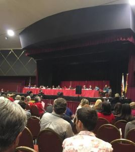 What Happened At The San Diego City Council Hearing On