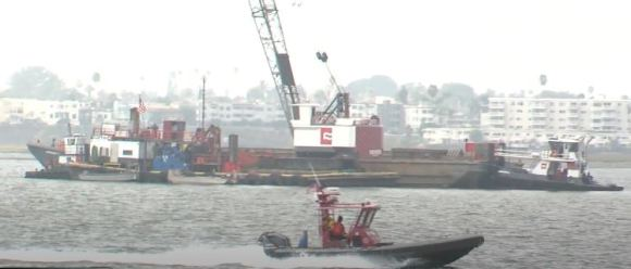 Just Why Is Mission Bay Being Dredged?