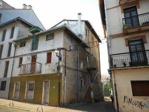 Rehabilitación energética en fachada (SATE) Renteria Miguel Alduncin Nº 8