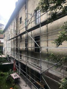 restaurar con morteros técnicos de exteriores