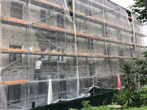 reparar la totalidad de la fachada 1