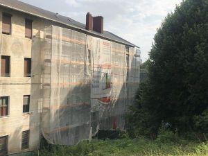 reparar la totalidad de la fachada 4