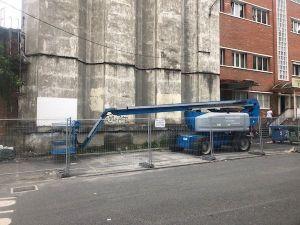 Reparacion urgente Paseo txingurri 21 Donostia