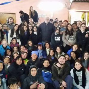 """Nuestro centro de Argentina """"JAIRE"""" celebra el día del niño"""