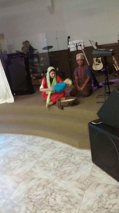 Culto Especial de Natal