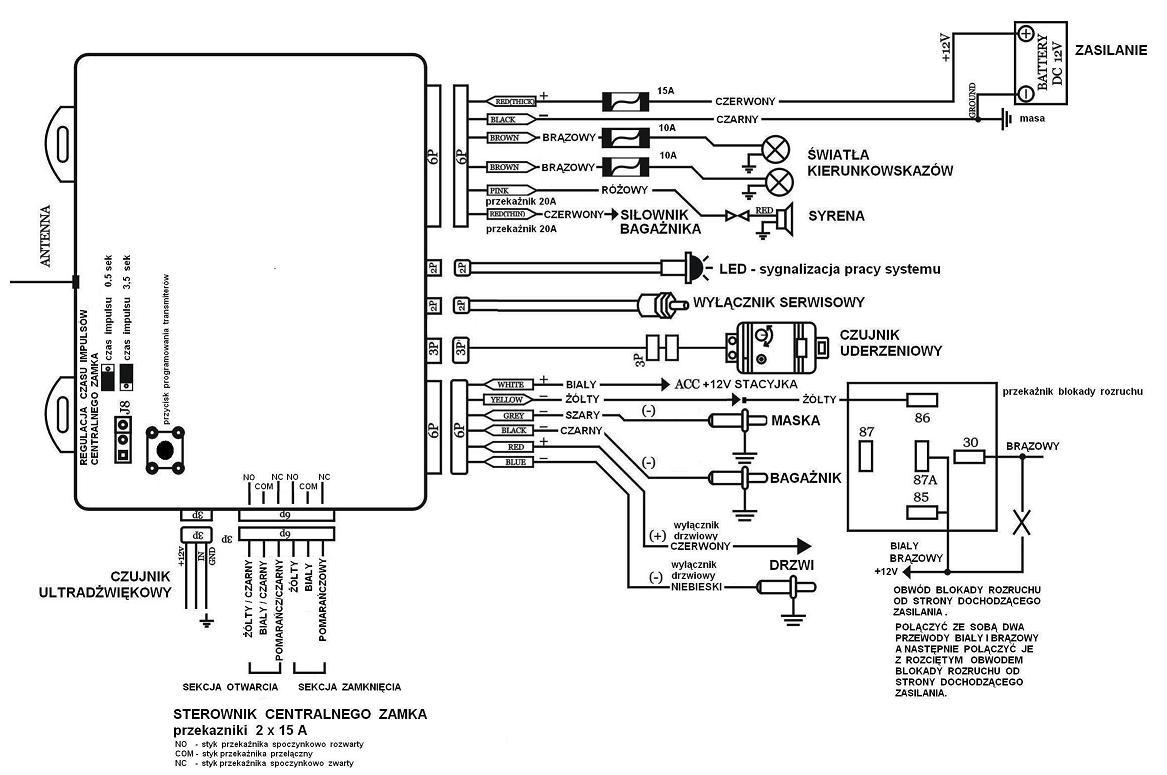 Mondeo Seat Wiring Diagram