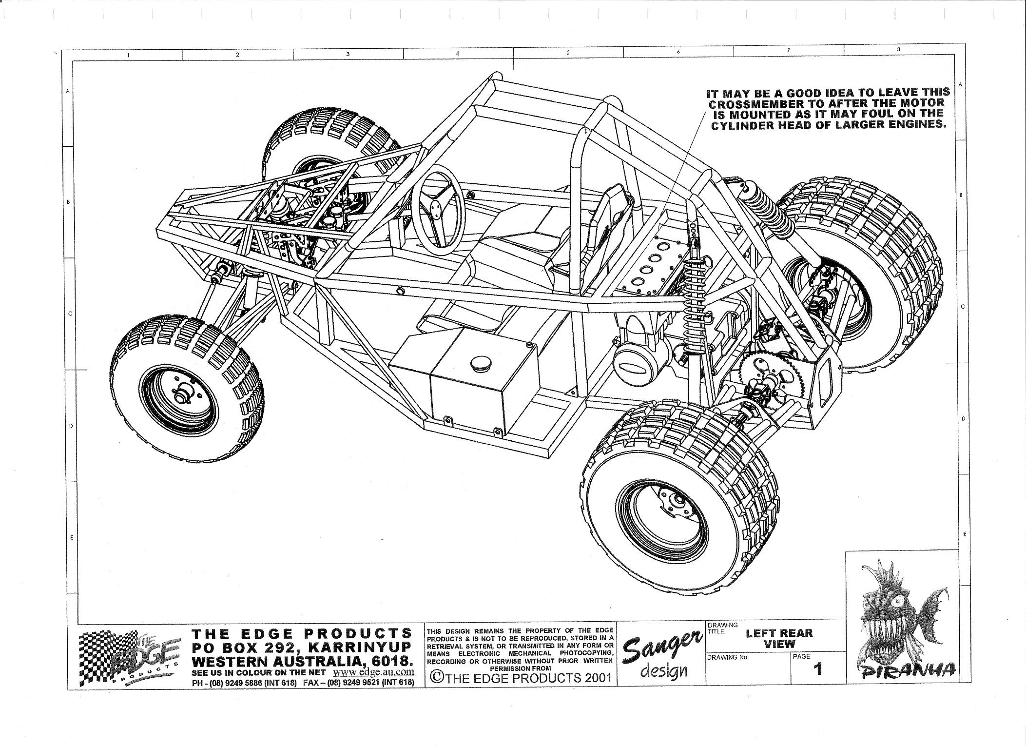 Mini Sand Buggy Kits | Wiring Diagram Database