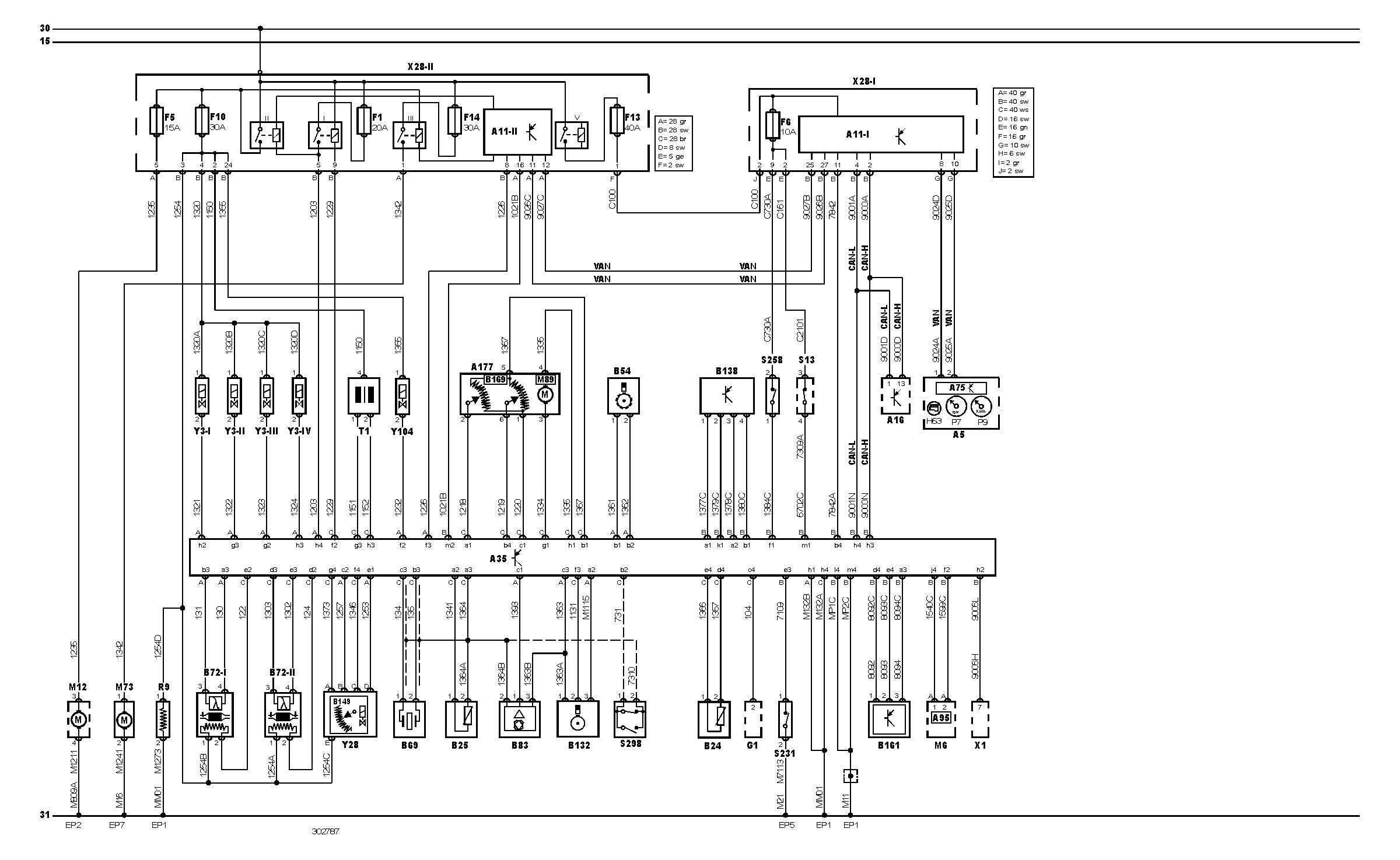 Poszukuj Schemat Instalacji Elektrycznej Peugeot 407 R 1 8 Benzyna 116km