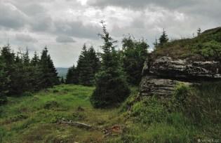 Jizerské hory - Sedlo Holubníku