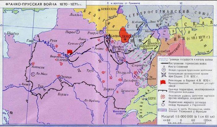 Ranska Tappion 1870 1871 Jalkeen Ranskan Ja Preussin Sota Syyt