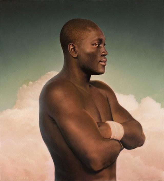 Jack Johnson, the first Black Heavyweight Champion
