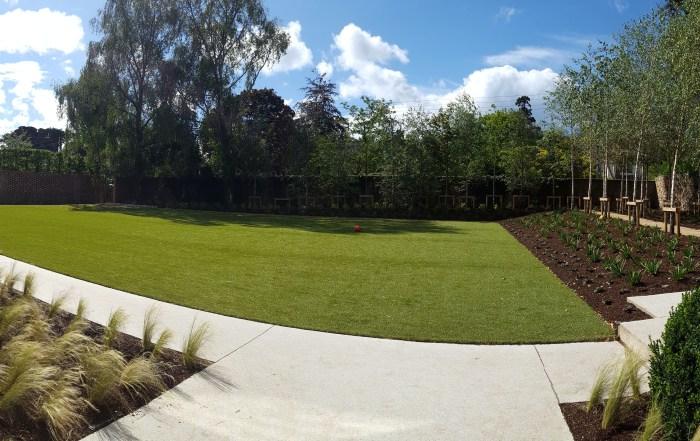 bespoke garden picture