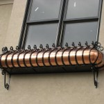 Custom Window Treatments O Brien Ornamental Iron