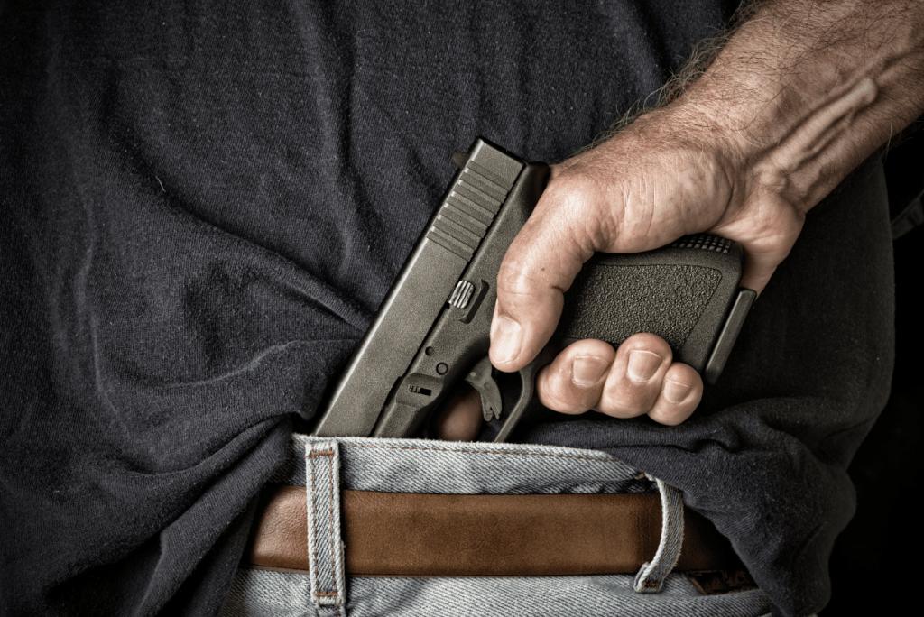 Jak zrobić broń palną domowej roboty