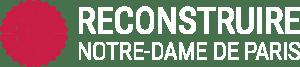 Logo Reconstruire Notre-Dame de Paris