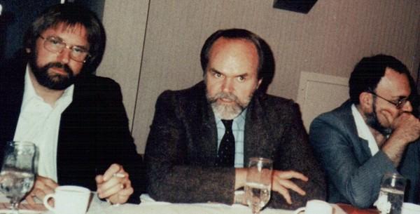Bill Moore, Jamie Shandera, Stanton Friedman