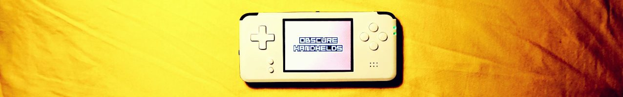 Obscure Handhelds