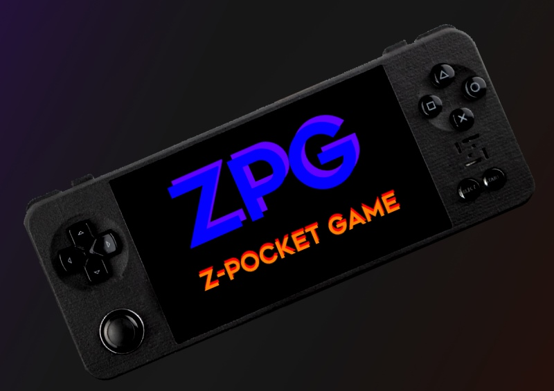 zpg z-pocket game