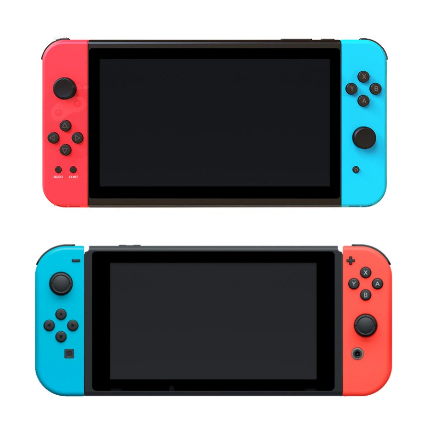 PowKiddy X2 vs Nintendo Switch