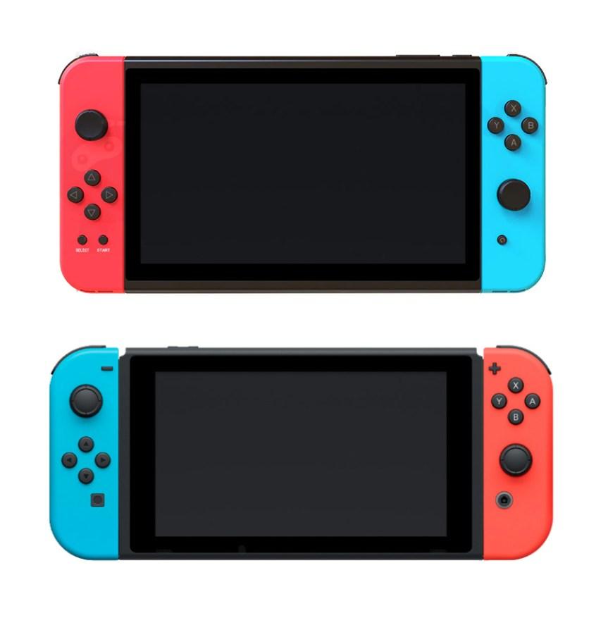 PowKiddy X2 vs Nintendo Switch