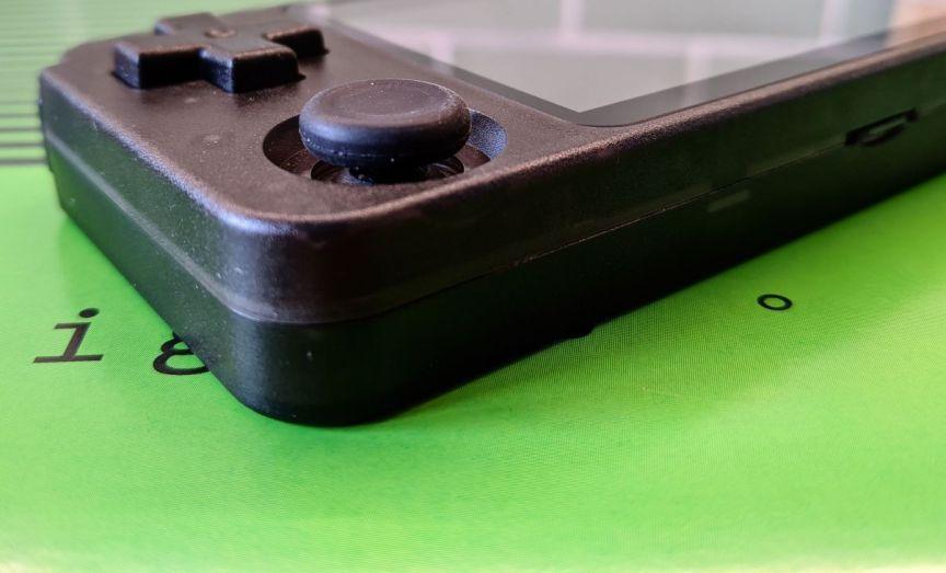 rk2020 analog stick close up