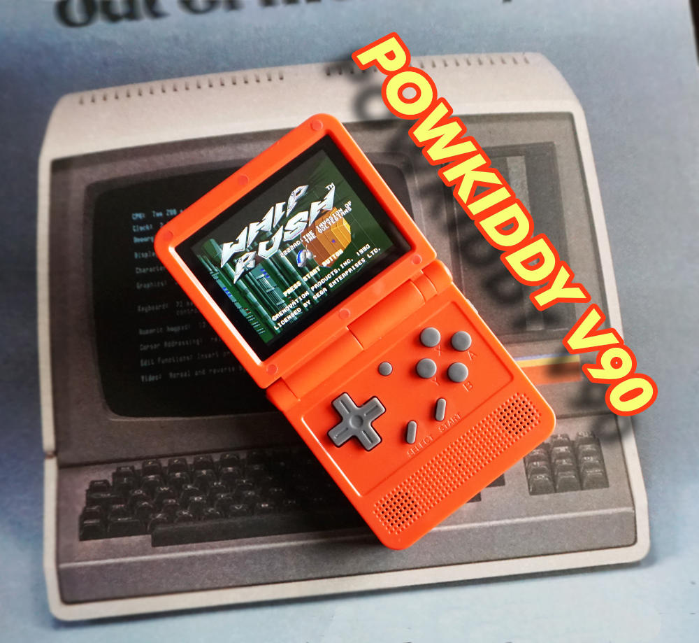 PowKiddy V90 GBA SP Lookalike